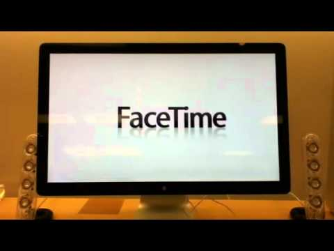 iPad 2 screen saver demo video