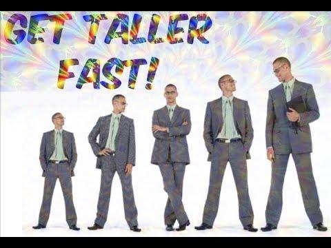 Get TALLER in 10 SECONDS 🌀 Subliminal to Grow Taller 😎 Growth Spurt Affirmation