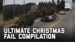 The Ultimate Christmas Fail Compilation - The 8 Fails of Failmas
