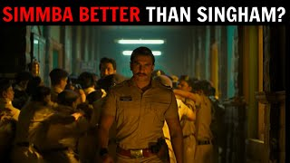 SIMMBA: A Commercial Massy Entertainer With Many Creative Issues