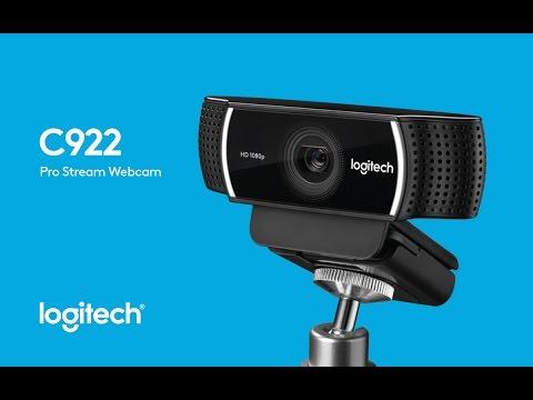 Logitech's C922 Webcam Personify Set Up