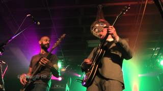 THE NEW MASTERSOUNDS - Freckles - live @ Cervantes' Other Side
