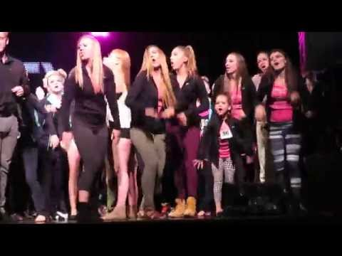 2014 04 26 DTS Celebrity Strut - Celebrity Dance Competition