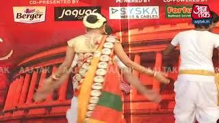 देखिए सोनी नृत्यांगन संस्थान का लोकनृत्य #ChunavStudio  #Darbhanga से लाइव #ATLiveStream