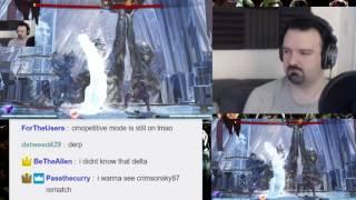Injustice 2 - RAD vs DSP - Picture in Picture + Stream Chat