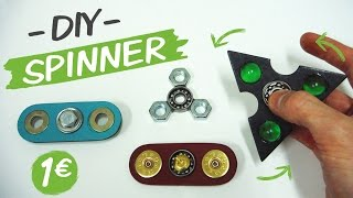 Download Como hacer un SPINNER / How to make a Spinner Fidget Toy Video