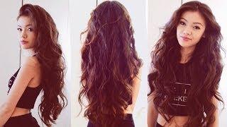 My Everyday Hair: Heatless Wavy Hair