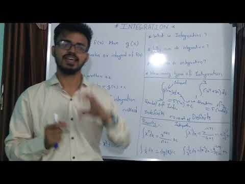Introduction to INTEGRATION in Marathi