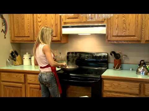 Antelope Recipe
