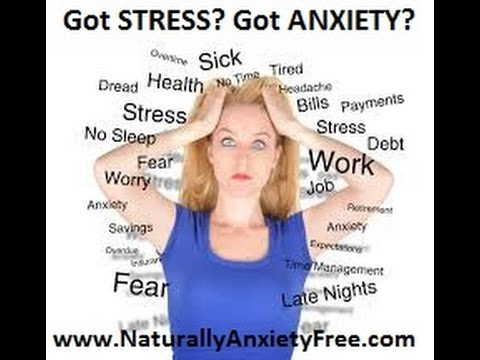 #1 Natural remedy for anxiety, Natural remedy for stress.