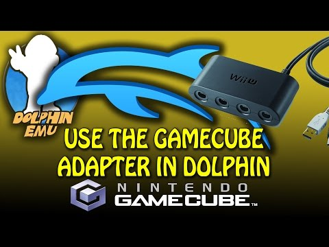 How to setup the Nintendo GameCube Controller Adapter for use in Dolphin - HD