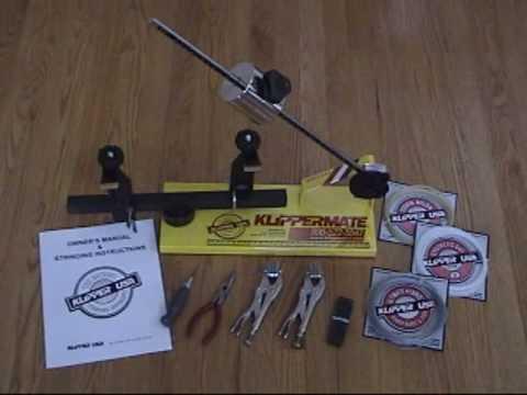 Klippermate® Racquet Stringing Machine