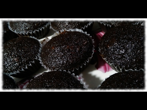Chocolate Moist Cupcakes