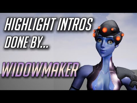 Widowmaker Performs All Highlight Intros and Dances
