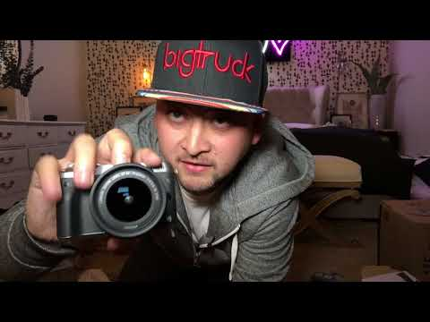 UNBOXING! VLOGGER SETUP! CANON EOS M6, 11-22 STM LENS AND RODE VIDEO MICRO