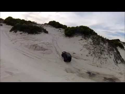 Sand and Dunes with Jimny's