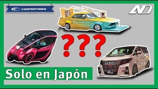 5 cosas raras de los autos en Japón  - Cooper consejos en AutoDinámico