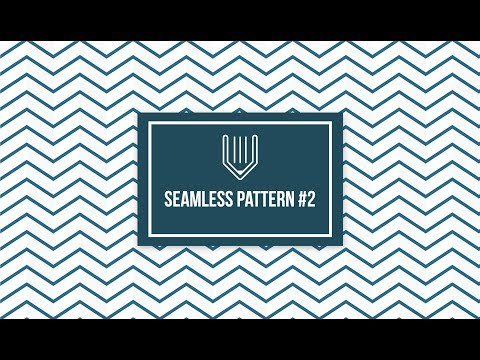 How to create seamless chevron pattern in Adobe Illustrator