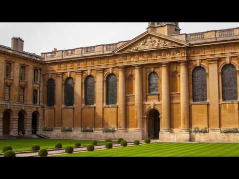 University of Oxford:  Administrators and architecture