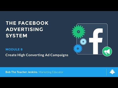 Create High Converting Landing Pages - Facebook Advertising System (8 of 11)