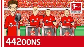 FC Bayern München vs. Eintracht Frankfurt   5-1   The Masterpiece  - Highlights Powered By 442oons
