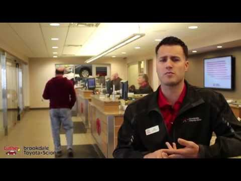 What do you look for in multi point inspections? | Luther Brookdale Toyota in Brooklyn Center