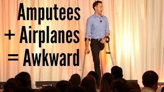 Amputees On Airplanes