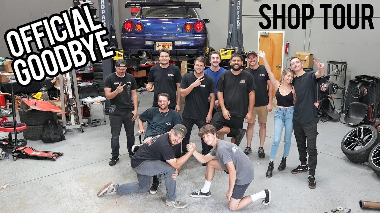 We're Moving! - LZMFG Shop Tour