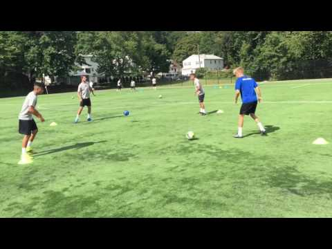 Increasing Attention & Focus with Passing Overload Training