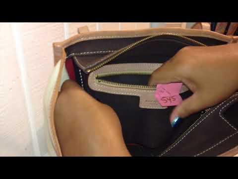 I keep finding Kate Spade  thrift store haul Handbags Purses Scarfs