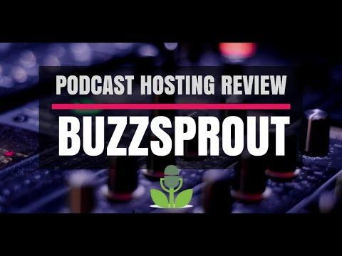 Buzzsprout Podcast Hosting Platform Review