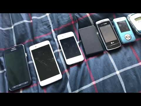 Galaxy S6 Active and MORE found in recycling!