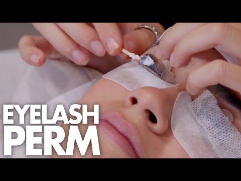 Eyelash Perm Redemption! (Beauty Trippin)