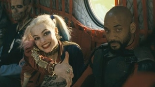 The Best Scenes Of Harley Quinn | Suicide Squad [HD]