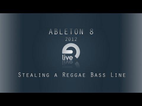 Ableton Tutorial: Stealing a Reggae Bass Line