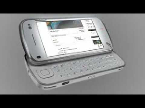 Nokia N97 Demo Video #3