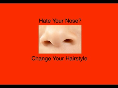 How To Pick The Best Hairstyle For Your Type Of Nose