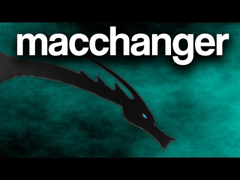 How To Change Mac Address In Kali Linux | Macchanger