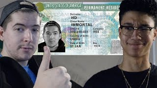 ALEKS TRIES TO BECOME A CITIZEN