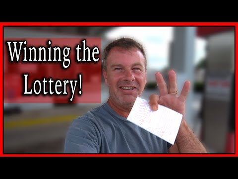 Winning the Lottery!