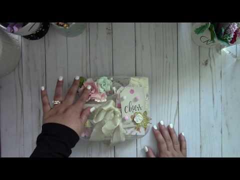 Embellishment Box YT Hop ~ CLOSED