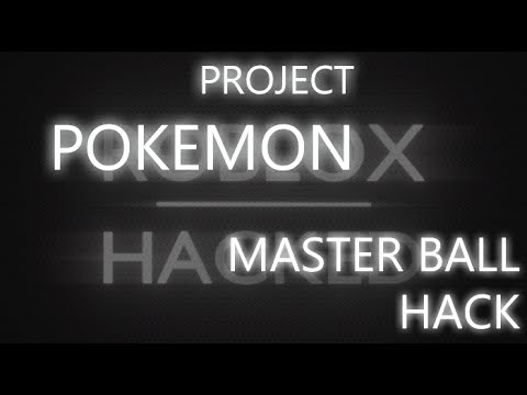 Project Pokemon Master Ball Hack