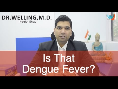 How To Know If You Are Suffering From Dengue Fever?