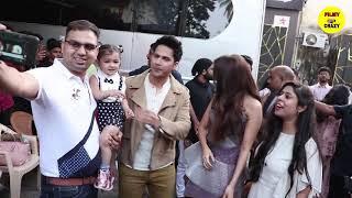 Varun Dhawan Cutest & Sweetest Masti With Shraddha Kapoor at Dance Plus 5 Set | SD 3D Promotion