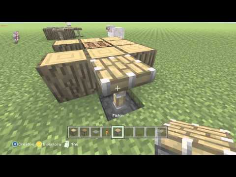 how to build breakfast bar in minecraft
