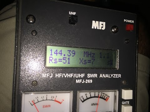Tuning an Antenna for APRS Tracker - Trackuino