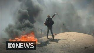 Dozens killed, thousands injured in Gaza amid anger over US embassy opening