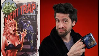 """Night Trap: The GREATEST """"Bad"""" Game of All Time!"""