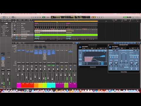 How to make a trance bassline in Logic Pro X: Rolling bassline - Trance Production Tutorials #05