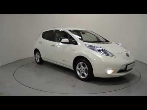 Used 2012 Nissan Leaf | Used Cars for Sale NI | Shelbourne Motors NI | VE62LGW